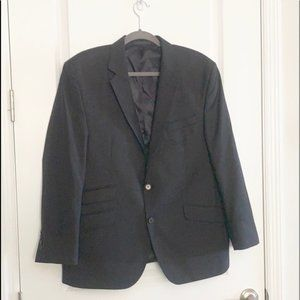 Kenneth Cole Black Blazer, Size 42s